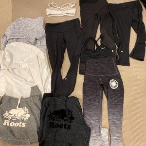 Workout/Relax Clothes